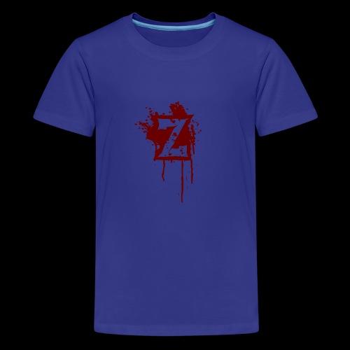 SZ - T-shirt Premium Ado