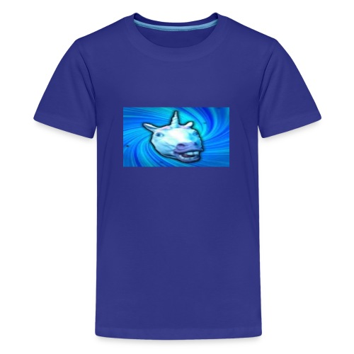 BraZe PlayZz's Merchandise - Teenage Premium T-Shirt