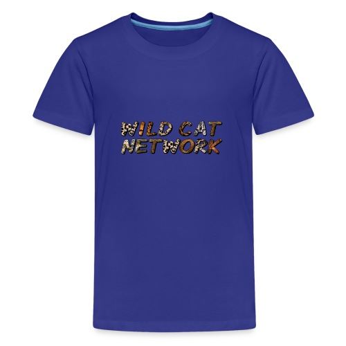 WildCatNetwork 1 - Teenage Premium T-Shirt