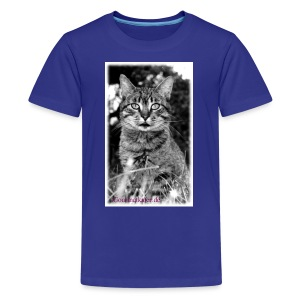 Tiger-Tom - Teenager Premium T-Shirt