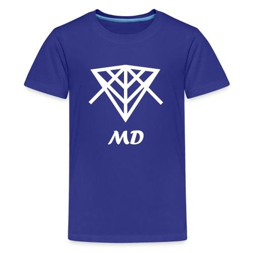 Musical Diversity - Camiseta premium adolescente