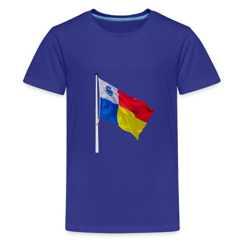 Almere Vlag Only - Teenager Premium T-shirt