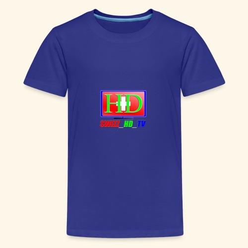 SWIZZ HD TV - Teenager Premium T-Shirt