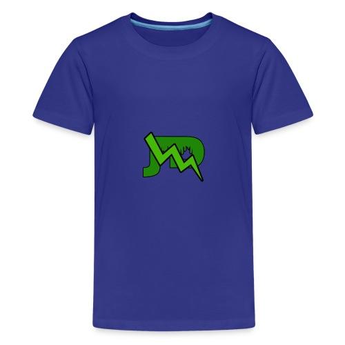 JD LOGO - Teenager Premium T-shirt