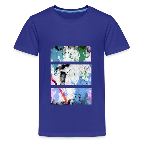 Buddies - Teenager Premium T-Shirt
