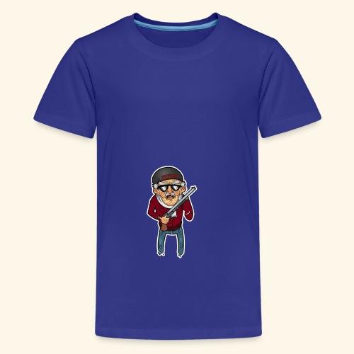 Camisetas yayo - Teenage Premium T-Shirt
