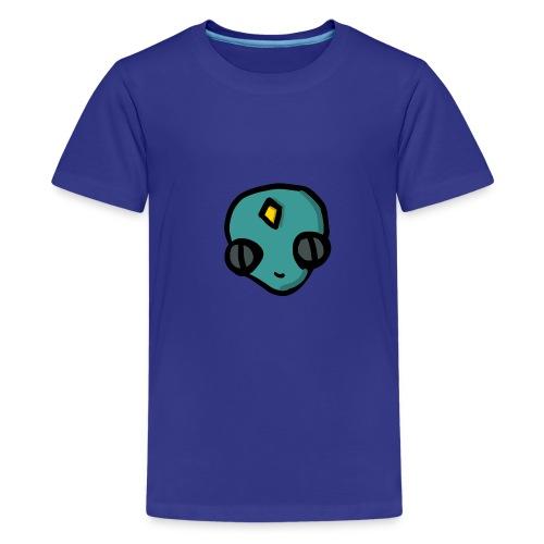 Keenan The Alien - Teenage Premium T-Shirt
