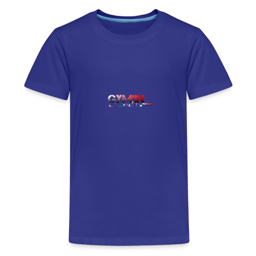 gym'in project - T-shirt Premium Ado
