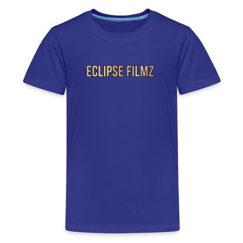 Eclipse filmz - Teenage Premium T-Shirt