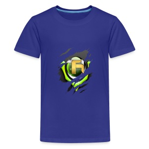 tobietube merch - Teenage Premium T-Shirt