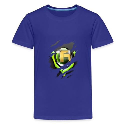 tobietube merch - Teenage Premium T-Shirt