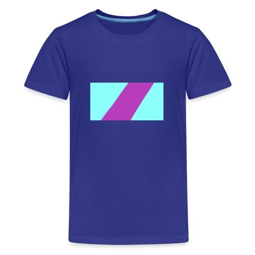 Fröhlichkeit - Teenager Premium T-Shirt