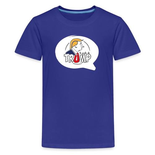 Le perle di Trump Fumetto - Maglietta Premium per ragazzi