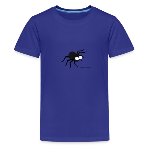 Spinne - Teenager Premium T-Shirt