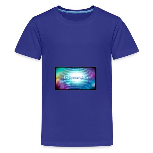 f4freestylers - Teenage Premium T-Shirt