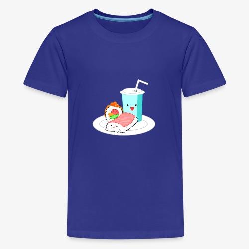 Happy Sushi - Teenager Premium T-shirt
