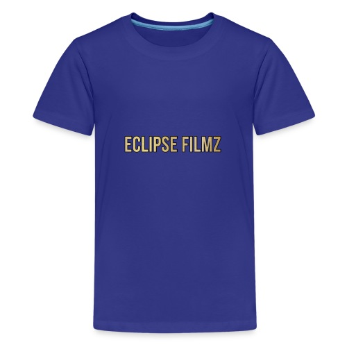 Eclipse filmz - Teenage Premium T-Shirt