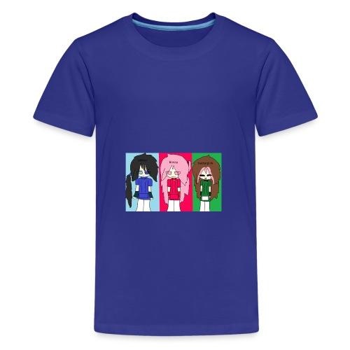 rrg team - Teenage Premium T-Shirt