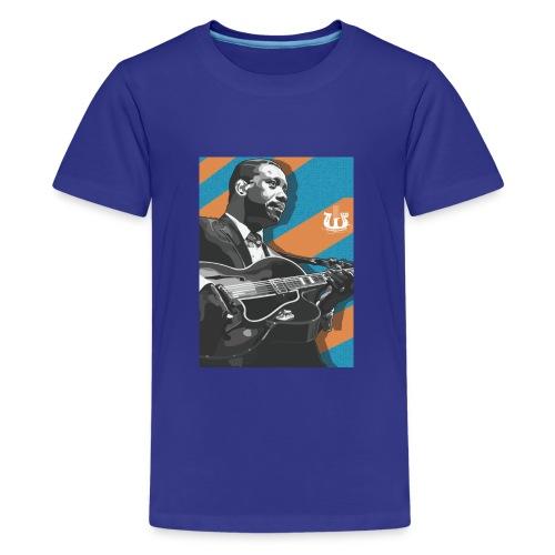 Wes - Camiseta premium adolescente