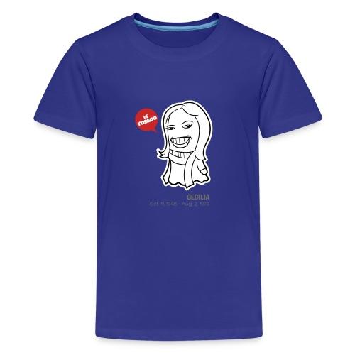 27 Club CECILIA Tee Shirt - Teenage Premium T-Shirt