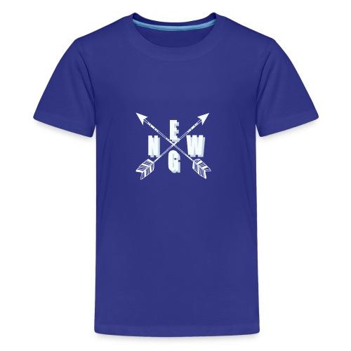 new generation new style - Teenager Premium T-shirt