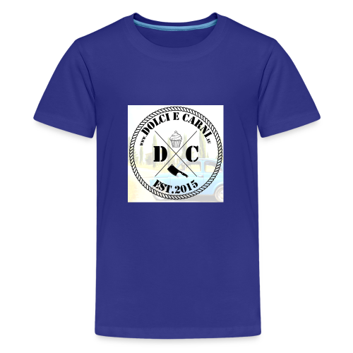 DeC Logo_F500 - Teenager Premium T-Shirt