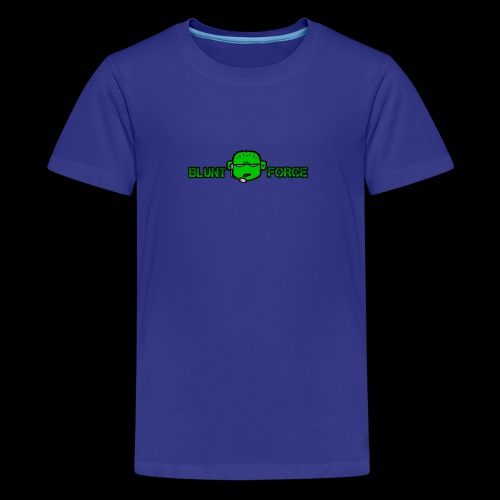 The Blunt Force - Premium-T-shirt tonåring