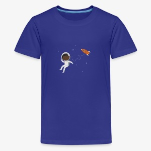 Astronaut - Teenager Premium T-Shirt