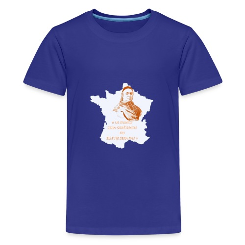 Cardinal Pie - T-shirt Premium Ado