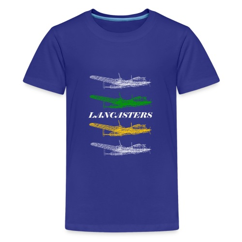 LANCASTER 2 - Teenage Premium T-Shirt