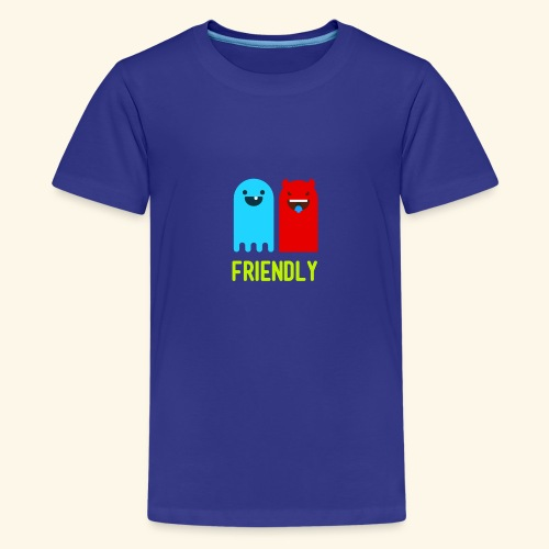 friendly - Camiseta premium adolescente