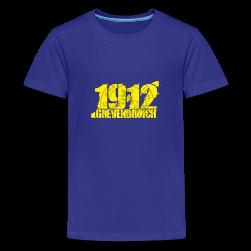 1912 Grevenbroich - Teenager Premium T-Shirt