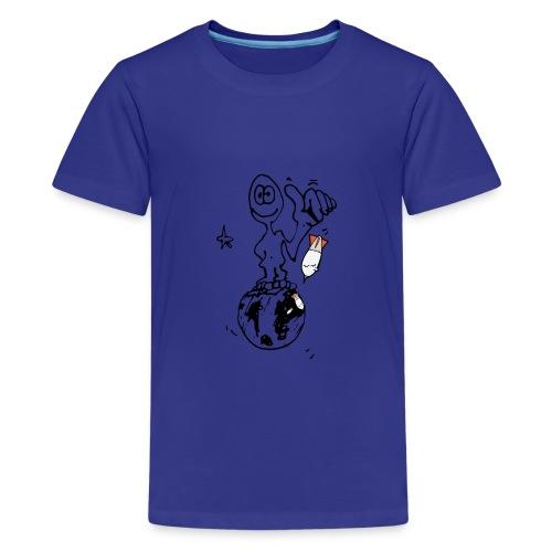 Ma planète - T-shirt Premium Ado