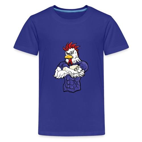 l'equipe - Teenage Premium T-Shirt