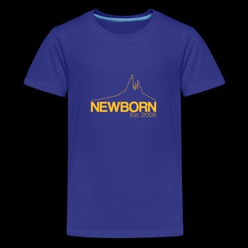 NEWBORN 2008 - Teenage Premium T-Shirt