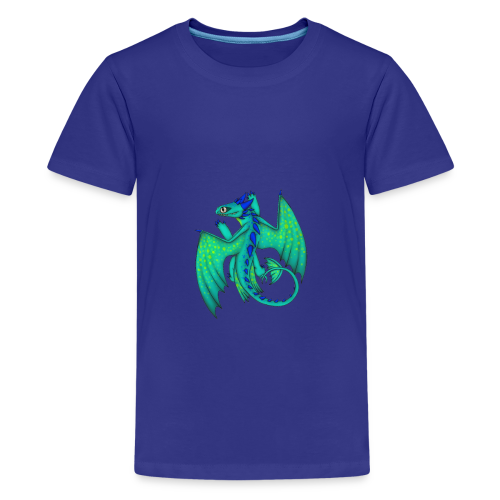 Comic Sandzahn - Teenager Premium T-Shirt