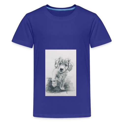 IMG 0070 - Teenage Premium T-Shirt