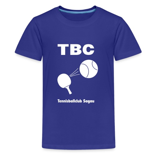 TBC Sagau - Teenager Premium T-Shirt