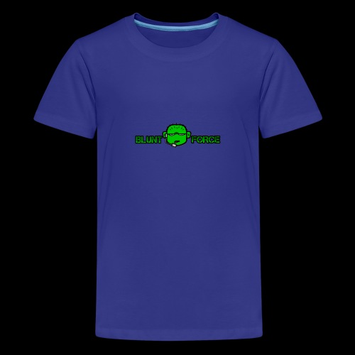 The Blunt Force - Premium-T-shirt tonåring
