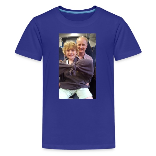 THE ONE AND ONLY!!!!!!!!! - Teenage Premium T-Shirt