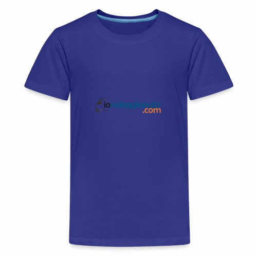 Ionoleggioauto.com - Maglietta Premium per ragazzi