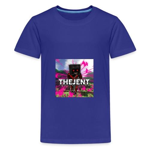Logo TheJent - T-shirt Premium Ado