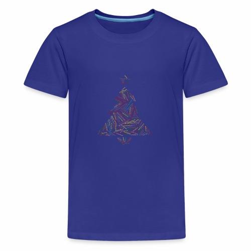 X-Mas-Tree - Teenager Premium T-Shirt