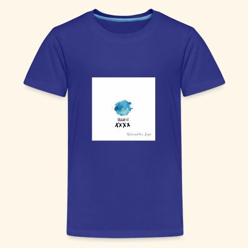 crush it - Teenager Premium T-shirt