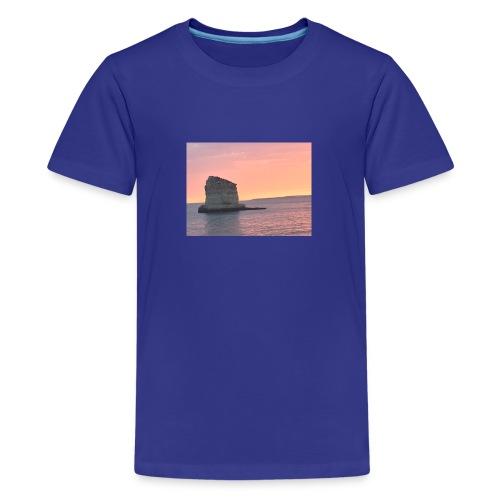 My rock - Teenage Premium T-Shirt