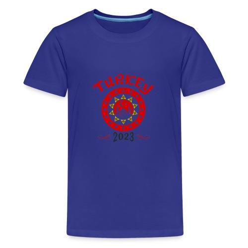 Tuerkei 2023 cp - Teenager Premium T-Shirt
