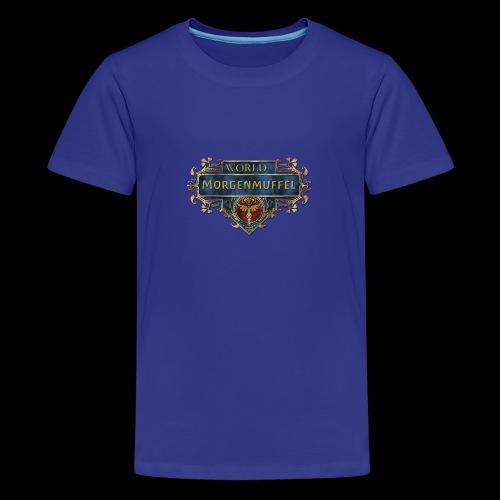 Die Morgenmuffel - Teenager Premium T-Shirt