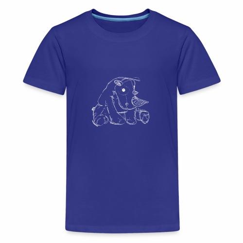 Nili Nashorn - Teenager Premium T-Shirt
