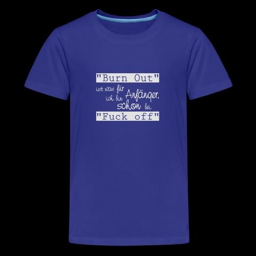 Fuckoff - Teenager Premium T-Shirt