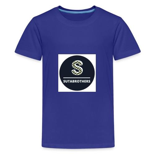 SutaBrothers - Teenager Premium T-Shirt